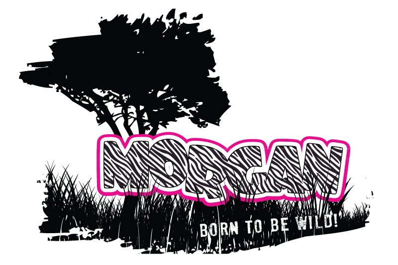 Morgan\'s Born to be Wild Logo