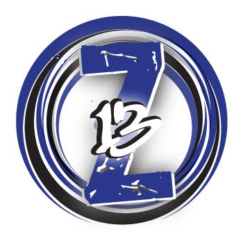 Zach's Bar Mitzvah Club theme logo