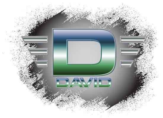 David's Bar Mitzvah Logo