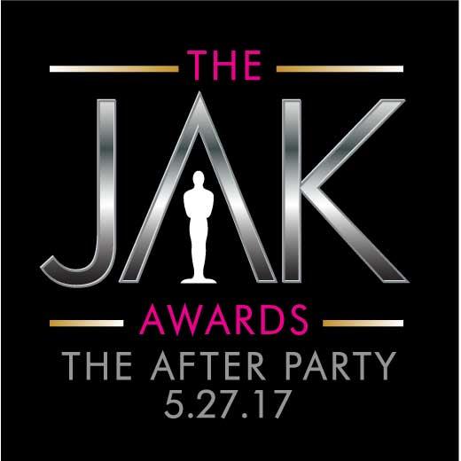 "Jordyn's Oscar Awards ""After Party"" Bat Mitzvah Logo"