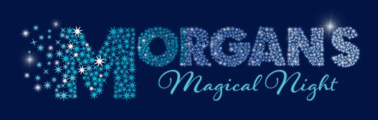 Morgan's Bat Mitzvah Logo