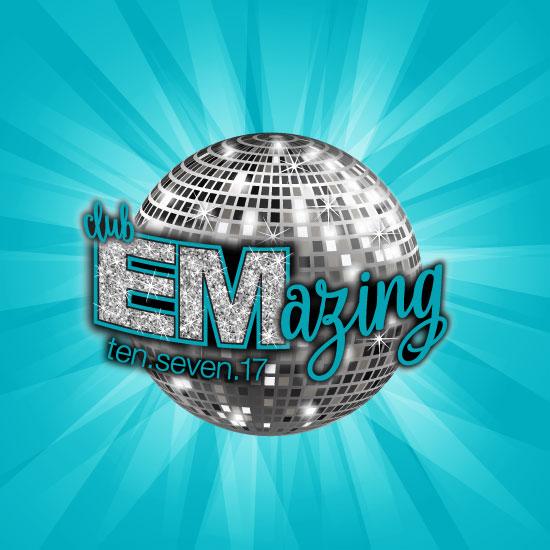 Club EMazing Bat Mitzvah logo