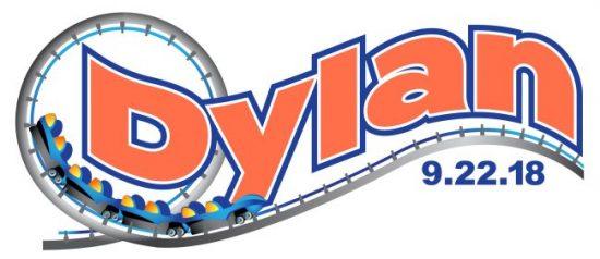 Dylan's Bar Mitzvah Logo