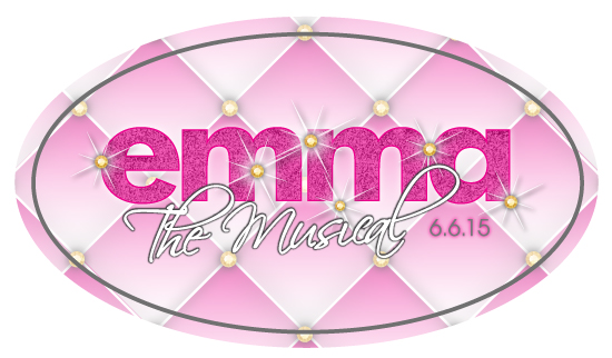 Emma's Bat Mitzvah logo