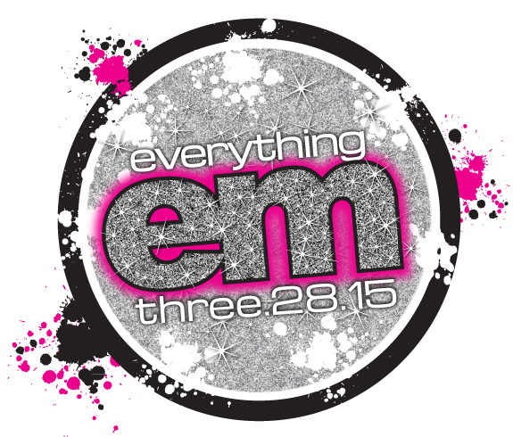 Everything Em Bat Mitzvah Logo