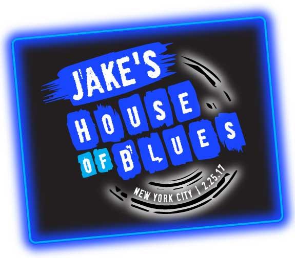 Jake's Bat Mitzvah Logo