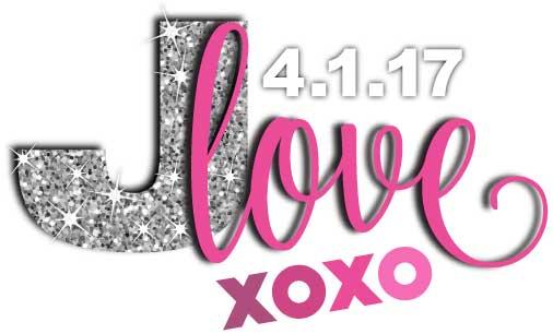 Jordana's Bat Mitzvah logo