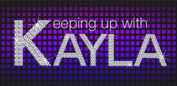 Kayla's Bat Mitzvah logo