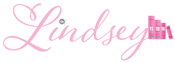 Lindsey's Bat Mitzvah Logo