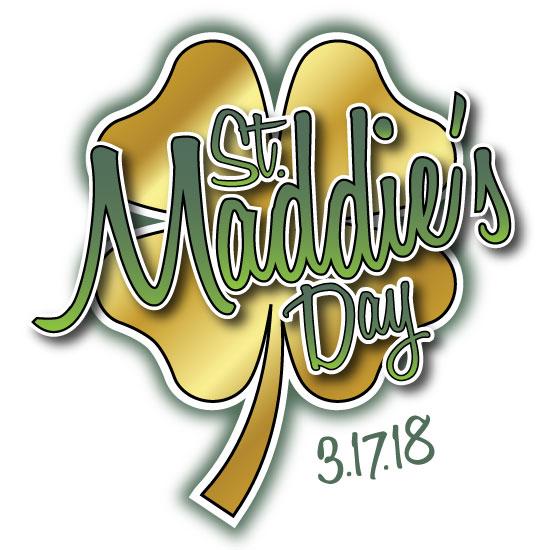 St. Maddie's Day Bat Mitzvah logo