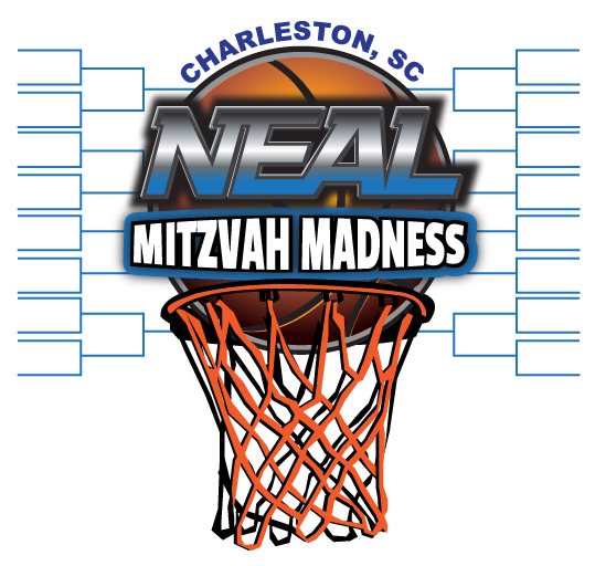 Neal's Mitzvah Madness logo