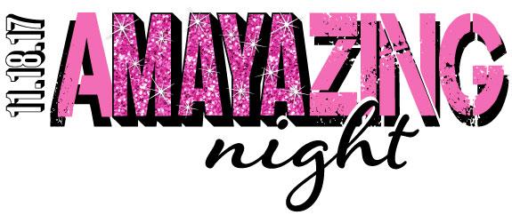 Maya's Amazing Bat Mitzvah logo