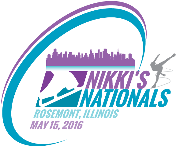 Nikki's Nationals Bat Mitzvah Logo