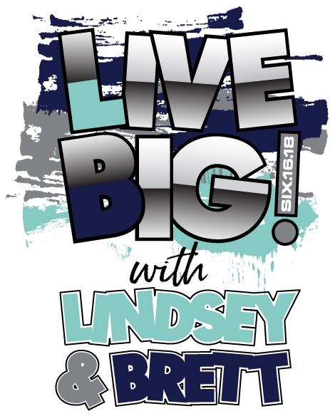Lindsey & Bretts Mitzvah Logo