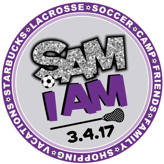 Sam's Bat Mitzvah logo