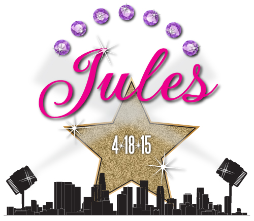 Jules Hollywood Bat Mitzvah