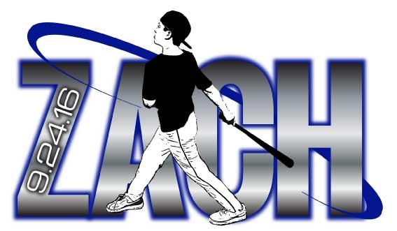 Zach's Bar Mitzvah logo