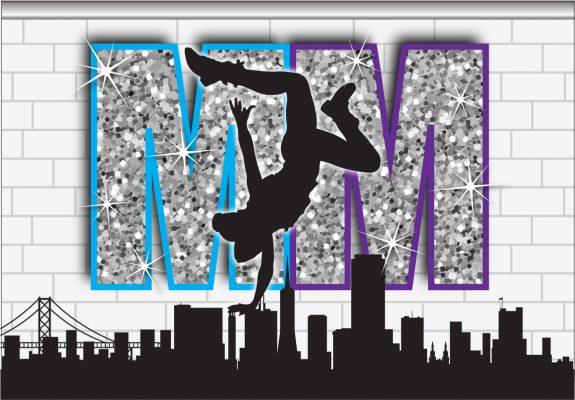 Malia's Bat Mitzvah Logo