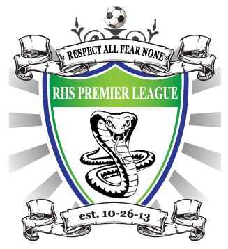 Soccer themed Bar Mitzvah Logo