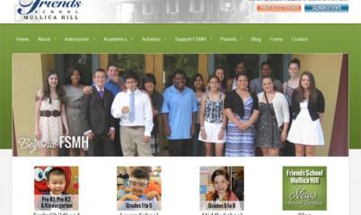 Friends School Mullica Hill Website