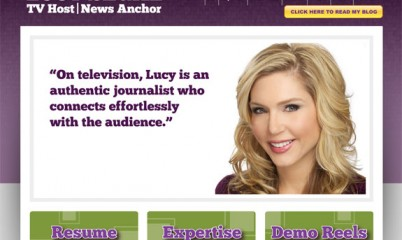 Lucy Segal Website