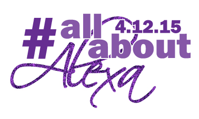 Alexa's Hashtag Bat Mitzvah