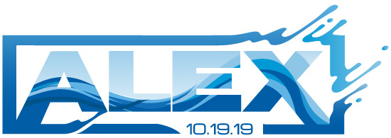 Alex's Bar Mitzvah logo