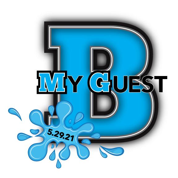 Brandon's Bar Mitzvah logo