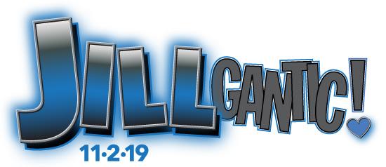 Jill's Bat Mitzvah Logo