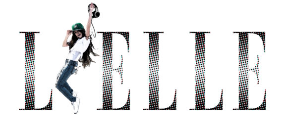 Lielle's Bat Mitzvah logo