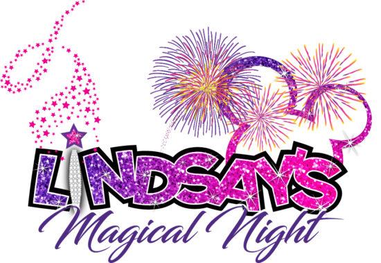 Lindsay's Magical Bat Mitzvah logo