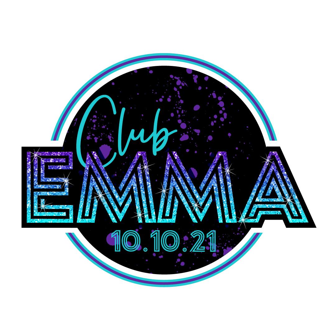 Emma's Bat Mtizvah Logo