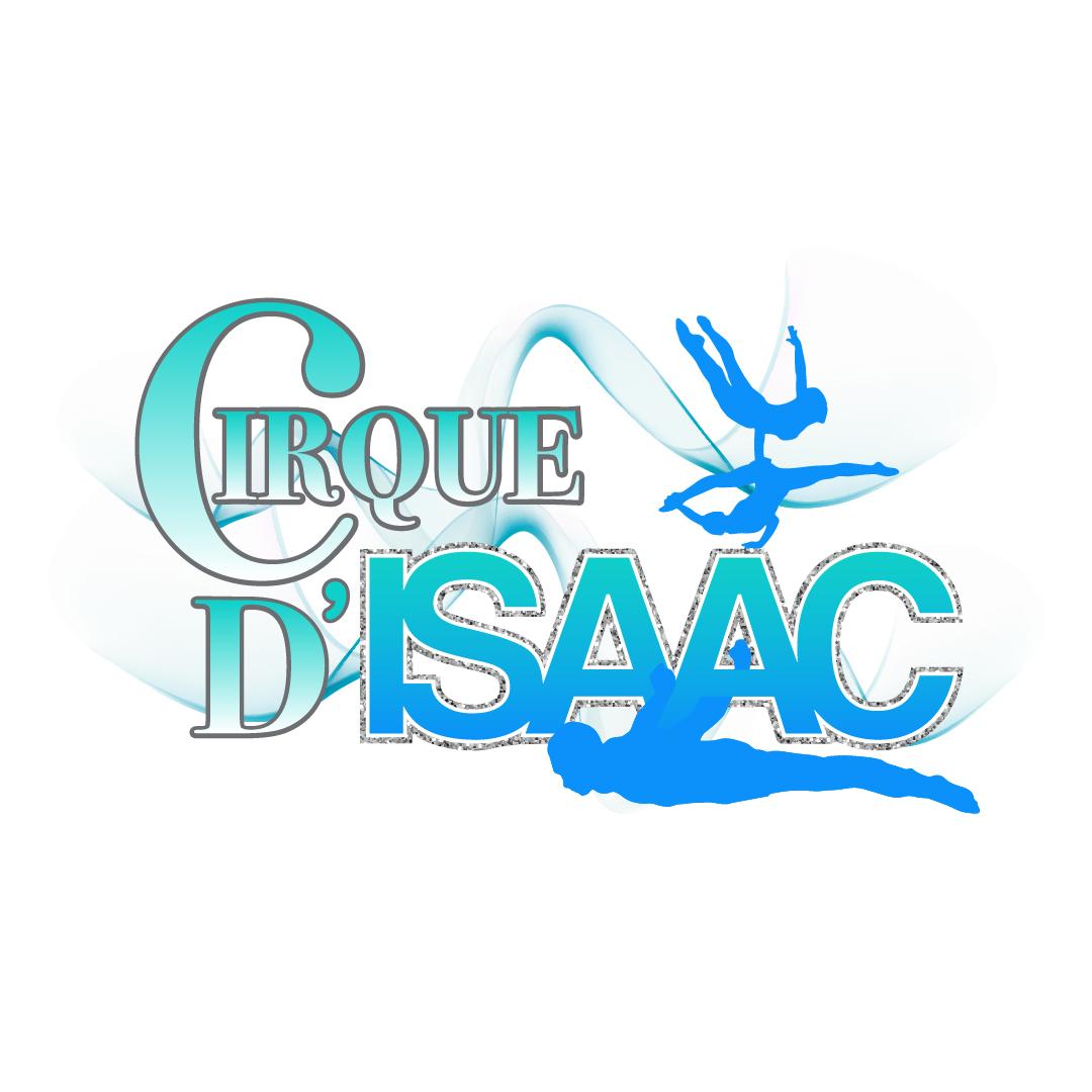 Isaac's Bar Mitzvah logo